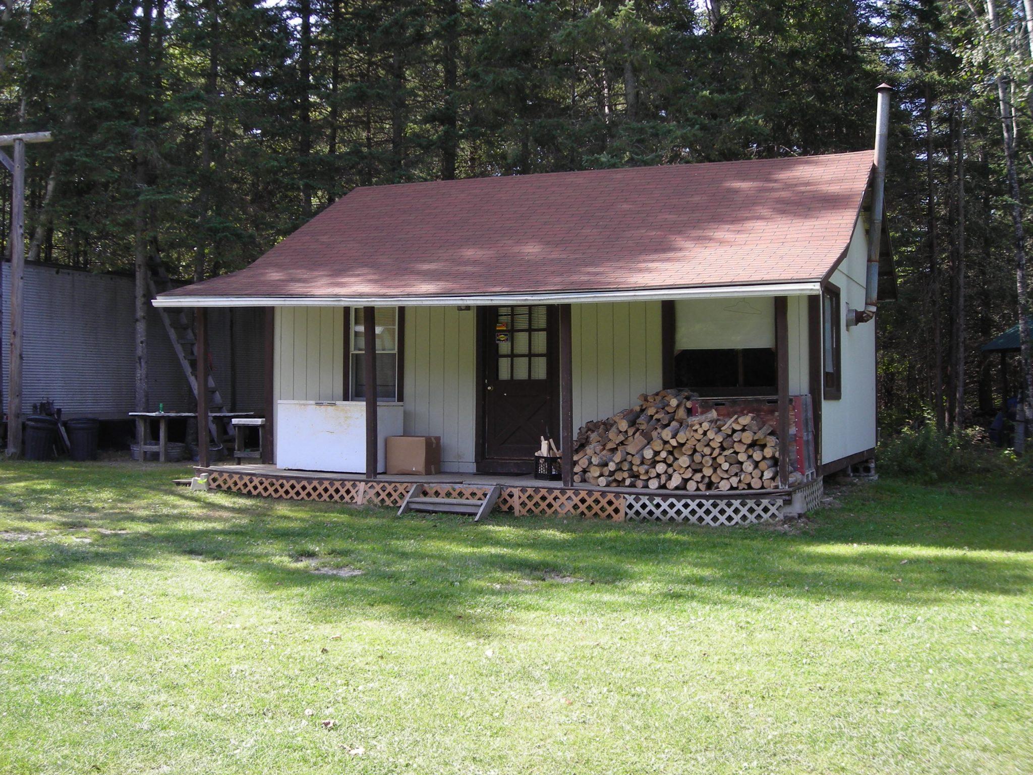 Maine Hunting Cabin Rentals Allagash Guide Service