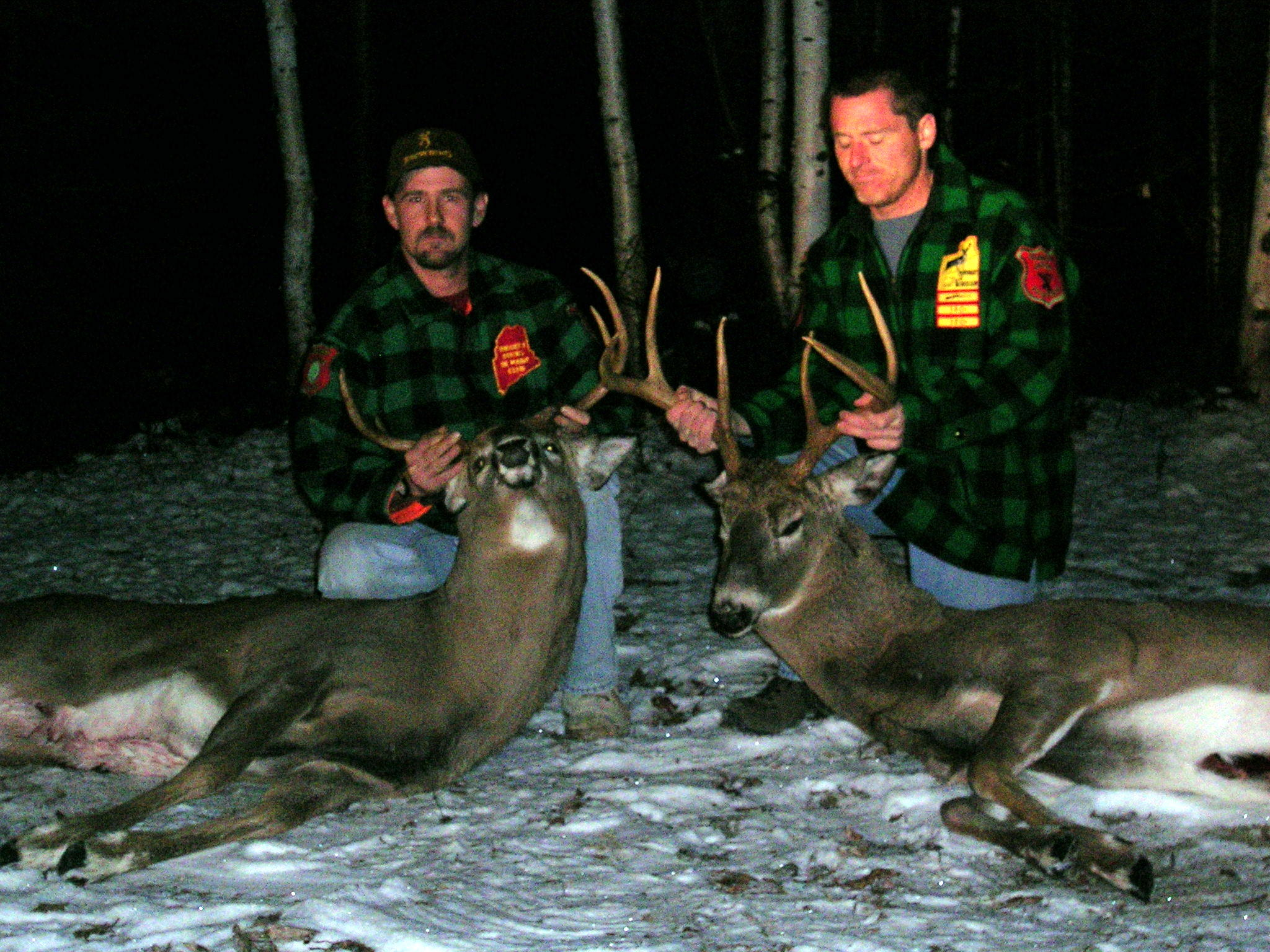Trophy Whitetail Deer Hunting Outfitters In Maine